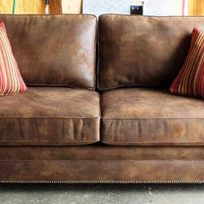 traditional sofas by Barnett Furniture
