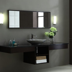 main types modular bathroom vanities stand alone and trim bathroom