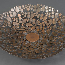Eclectic Serving And Salad Bowls by hpotter.com