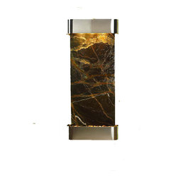 Customizable Wall Water Features - Total Weight:: 255 lbs