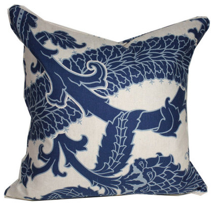 Asian Pillows by Furbish