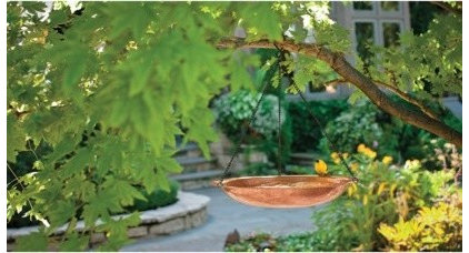 Contemporary Bird Baths by Target