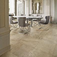 Contemporary Floor Tiles by Ecomoso