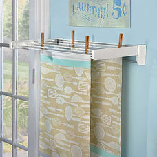 Contemporary Drying Racks by Improvements Catalog