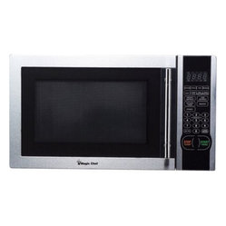 MAGIC CHEF - MAGIC CHEF MCM1110ST 1.1 Cubic-ft, 1,000-Watt Microwave with Digital Touch (Stai - - 1.1 cu-ft capacity;
