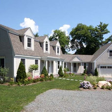 Traditional Exterior by Encore Construction