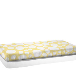 Nook Fitted Crib Sheet - Riverbed - Nook Fitted Crib Sheet - Riverbed