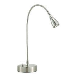 Adesso - Adesso 3660-22 Seek Desk Lamp - Adesso 3660-22 Seek Desk Lamp