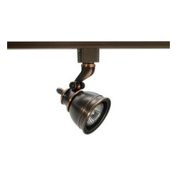 Juno Bell GU10 Bronze Track Lighting R718BZ