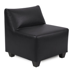 Howard Elliott - Howard Elliott Atlantis Black Pod Chair - Pod chair Atlantis black by Howard Elliott
