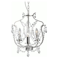 Traditional Chandeliers by IKEA