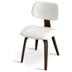 modern dining chairs and benches by Bobby Berk Home