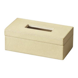 Butler Specialty - Butler Specialty Tissue Box -2791287 - Butler products are highly detailed and meticulously finished by some of the best craftsmen in the business.