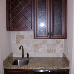 Custom cabinetry projects -