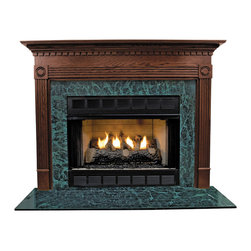 """Forshaw - Windsor MDF Primed White Fireplace Mantel Surround - 36 inch - Model: SYE-36WINDMDF-PRIME. Primed Mantel. Simple elegance and understated styling. For home use. Ready to install. Dimensions: 47"""" (W) x 42"""" (H) x 5.5"""" (L) x 65"""" (OL) x 55.25"""" (OH) x 7.25"""" (S). This (MDF Primed White) mantel is ready to be painted."""