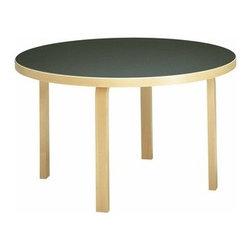Artek - Artek   Table 91 - Design by Alvar Aalto, 1935.