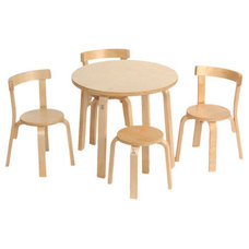 Contemporary Kids Tables And Chairs by fawn&forest