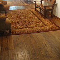Mediterranean Wood Flooring by Plantation Hardwood Floors