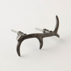 Rustic Cabinet And Drawer Handle Pulls by Anthropologie