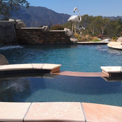 swimming pools and spas by Pacific Outdoor Living