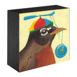 """Chandler"" Wood panel print - •Panel Prints can sit on a shelf or hang on the wall"