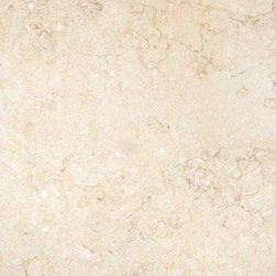 Isis Gold Brushed Limestone Tile - Available in Brushed and Honed Finishes.