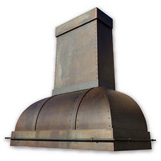 Kitchen Hoods And Vents by Raw Urth Designs