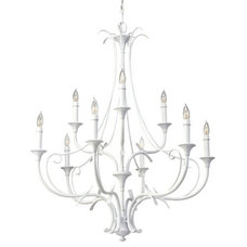 Traditional Chandeliers by Buildcom
