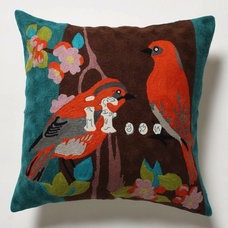 contemporary pillows by Anthropologie