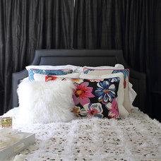 Eclectic Bedroom Bethany Nauert