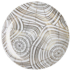 Contemporary Salad And Dessert Plates by West Elm