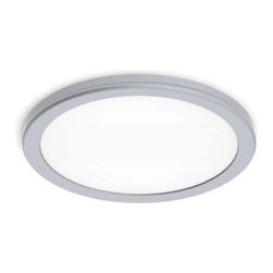 "WAC Lighting - WAC Lighting FM-4610-30 Geos 10"" LED Dimming 3000K Round Flush Mount Ceiling Fix - Features:"