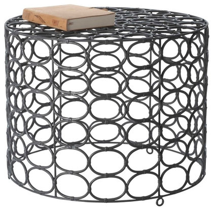 Contemporary Side Tables And Accent Tables by Lazy Susan USA