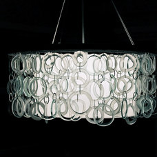 Modern Chandeliers by Ridge Studio