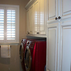 Traditional Storage Units And Cabinets by C&S Cabinets, Inc