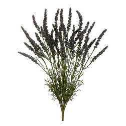 Silk Plants Direct - Silk Plants Direct Lavender Bush (Pack of 12) - Silk Plants Direct specializes in manufacturing, design and supply of the most life-like, premium quality artificial plants, trees, flowers, arrangements, topiaries and containers for home, office and commercial use. Our Lavender Bush includes the following: