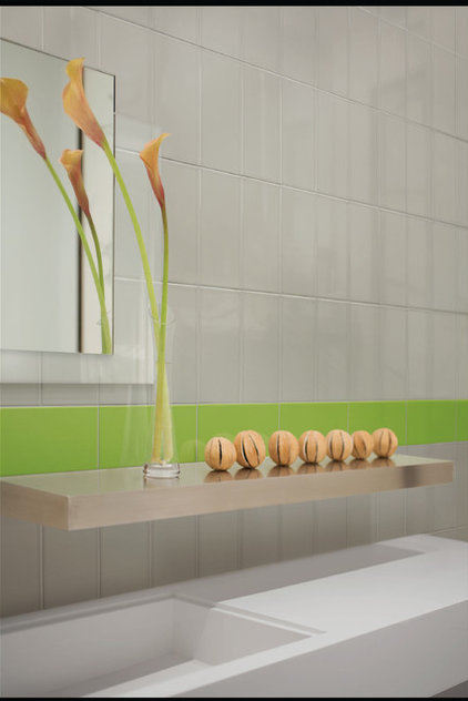 contemporary  2012 TIle Trends Photography - Coverings Preview