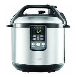 Breville BPR600XL Electric Pressure Cooker/Fast-Slow Cooker