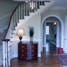 Traditional Entry by Andrew Roby General Contractors