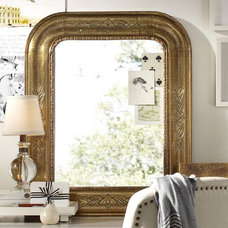 Traditional Wall Mirrors by Pottery Barn