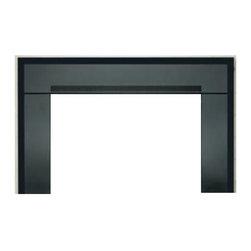 WOLF STEEL LTD (CORE) - GI-900K6 Deluxe Flashing Kit, Black Painted Panels, GIZBRKT Required - GI-900K6 Deluxe Flashing Kit, Black Painted Panels, GIZBRKT Required
