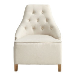 Cyan Design - Cyan Design 05559 Ms. Analise Transitional Accent Chair - Cyan Design 05559 Ms. Analise Transitional Accent Chair
