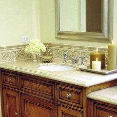 Traditional Bathrooms from Dan Heldenbrand : Designers' Portfolio 1480 : Home &
