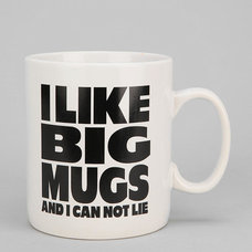 Contemporary Mugs by Urban Outfitters