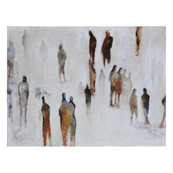 """Ren Wil - Ren Wil OL992 Limbo 36"""" Impressionism Wall Art Painting - Features:"""