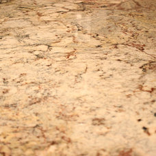 Traditional Kitchen Countertops by OakWood Renovation Experts