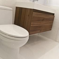 Modern Style Basement Renovation -
