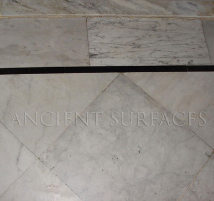 Mediterranean Bathroom Tile by Ancient Surfaces
