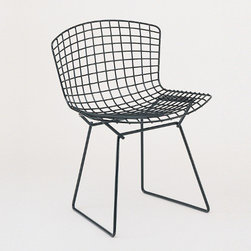 Knoll - Knoll | Unupholstered Bertoia Side Chair, Outdoor - Design by Harry Bertoia, 1952.