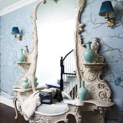 Manhattan Townhouse - Upper East Side - ELLE Decor - William Waldorn